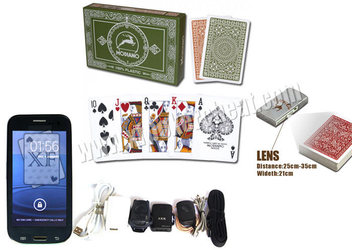 Black Samsung Glaxy CVK 350 Poker Analyzer Cheating Device Omaha Cheating Device