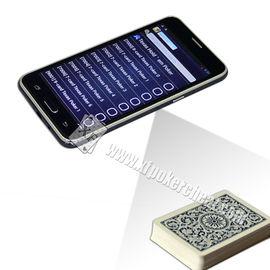 Schürhaken-Karten-Analysator der Galaxie-Note7 PK König-708 Kamera für privates Kartenspiel